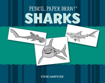 Pencil, Paper, Draw!®: Sharks