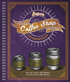 Super Coffee Shop Crosswords