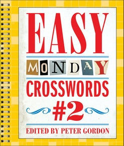 Easy Monday Crosswords #2