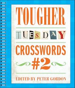 Tougher Tuesday Crosswords #2