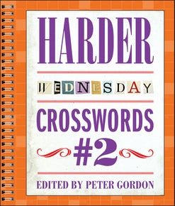Harder Wednesday Crosswords #2