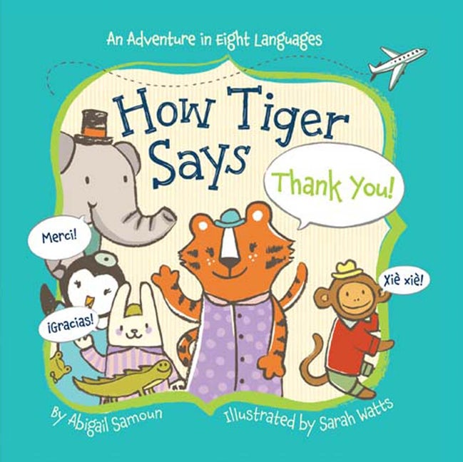 How Tiger Says Thank You!
