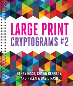 Large Print Cryptograms #2