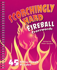 Scorchingly Hard Fireball Crosswords