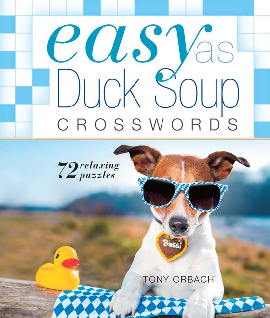 Easy as Duck Soup Crosswords