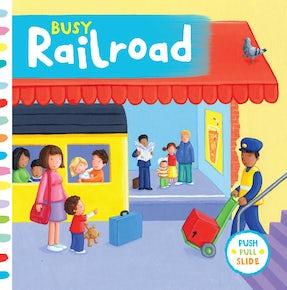 Busy Railroad