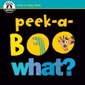 Begin Smart™ Peek-a-Boo What?