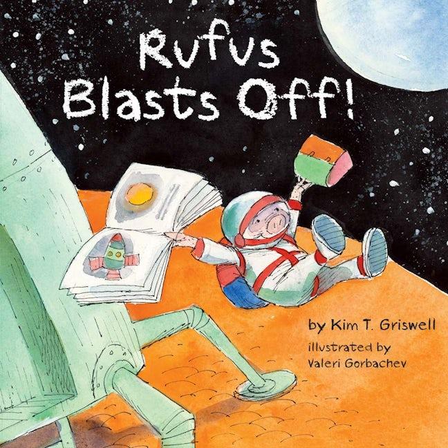 Rufus Blasts Off!