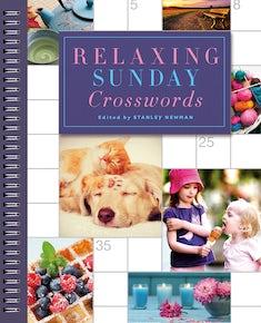Relaxing Sunday Crosswords