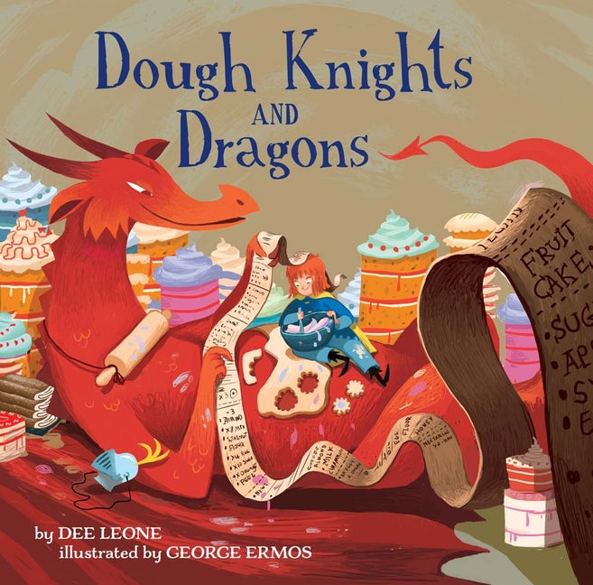 Dough Knights and Dragons