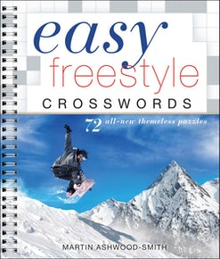 Easy Freestyle Crosswords