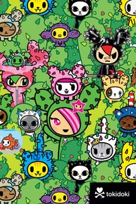 tokidoki Cactus Journal