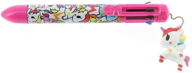 tokidoki Multi-Color Pen