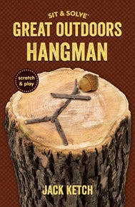 Sit & Solve® Great Outdoors Hangman