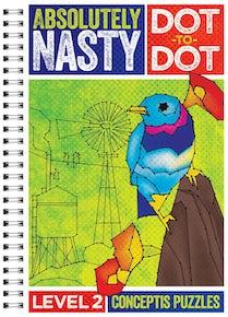 Absolutely Nasty® Dot-to-Dot Level 2