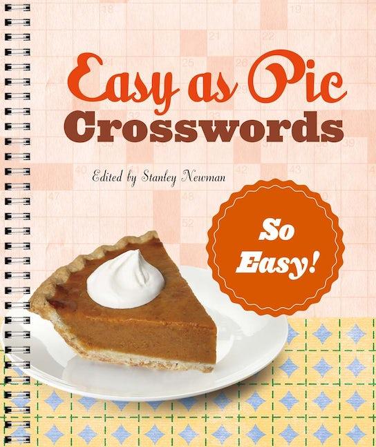 Easy as Pie Crosswords: So Easy!