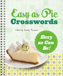 Easy as Pie Crosswords: Easy as Can Be!