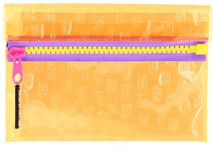 House of Holland Document Holder (Orange)