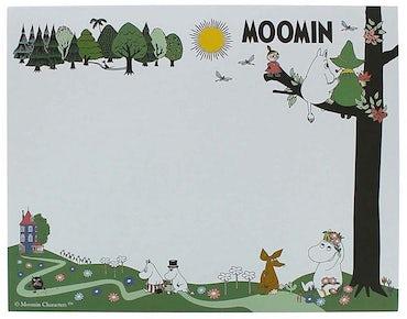 Moomin Desk Pad