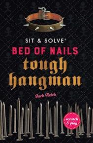 Sit & Solve® Bed of Nails Tough Hangman