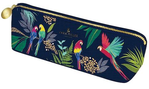 Sara Miller Pencil Case (Parrot)