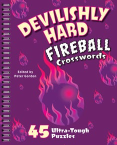 Devilishly Hard Fireball Crosswords