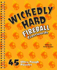 Wickedly Hard Fireball Crosswords