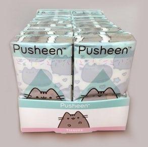 Pusheen® Tissues 20 Pack