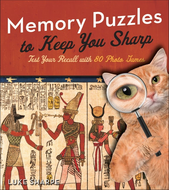 Memory Puzzles to Keep You Sharp