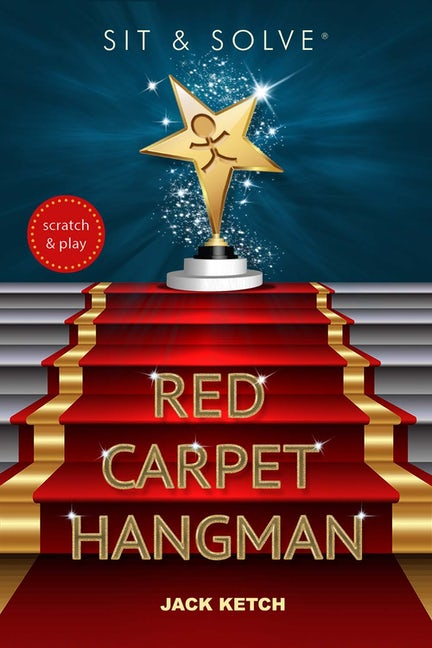 Sit & Solve® Red Carpet Hangman