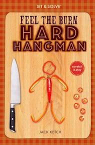 Sit & Solve® Feel the Burn Hard Hangman