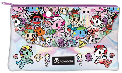 tokidoki Mermicorno Pencil Case