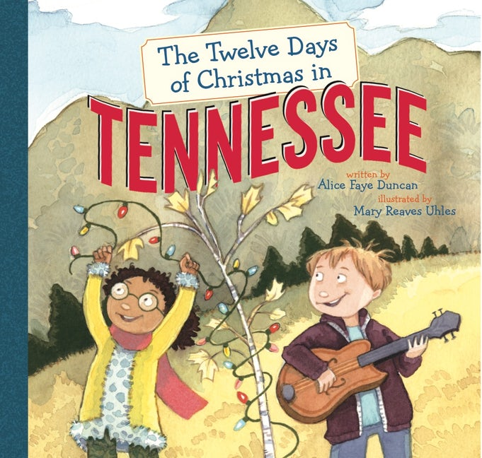 The Twelve Days of Christmas in Tennessee