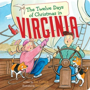 The Twelve Days of Christmas in Virginia