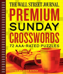 The Wall Street Journal Premium Sunday Crosswords