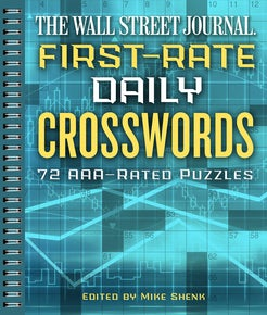 The Wall Street Journal First-Rate Daily Crosswords