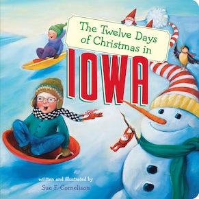 The Twelve Days of Christmas in Iowa