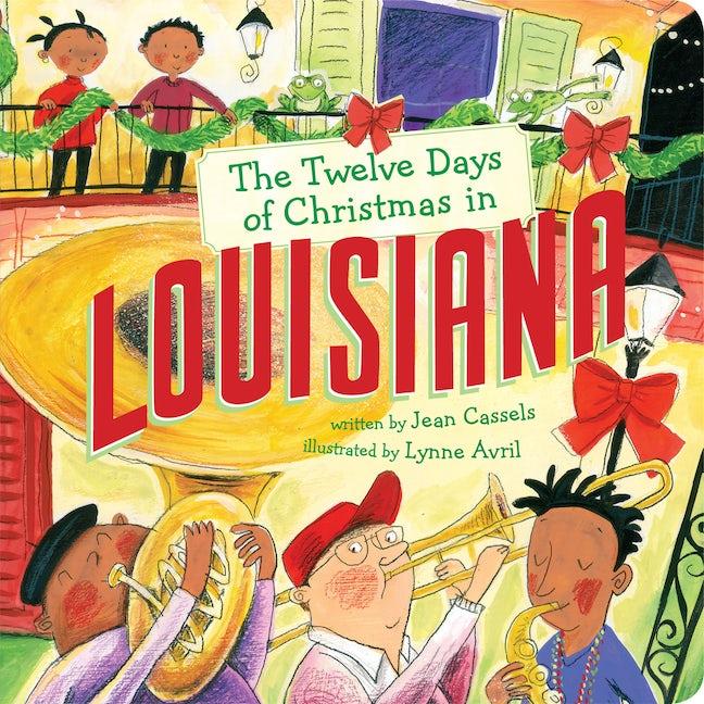 The Twelve Days of Christmas in Louisiana