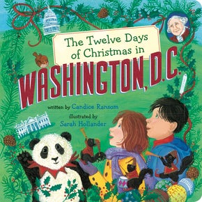 The Twelve Days of Christmas in Washington, D.C.