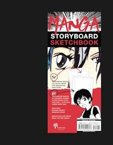 Manga Storyboard Sketchbook