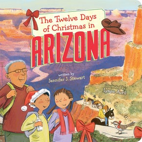 The Twelve Days of Christmas in Arizona