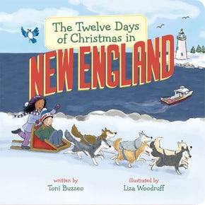 The Twelve Days of Christmas in New England