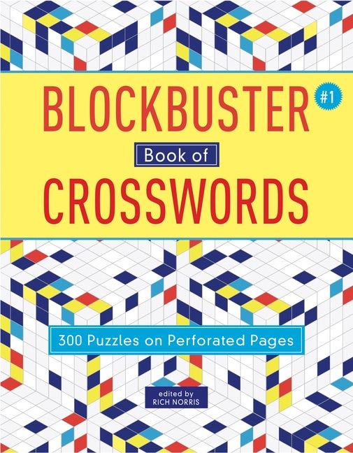 Blockbuster Book of Crosswords 1