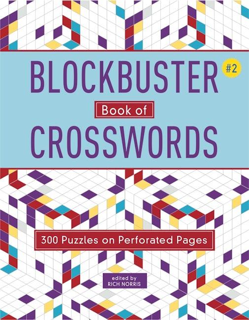 Blockbuster Book of Crosswords 2