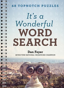 It's a Wonderful Word Search