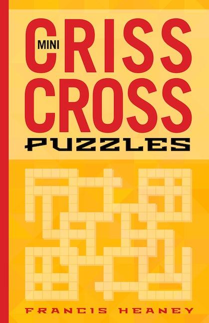 Mini Crisscross Puzzles