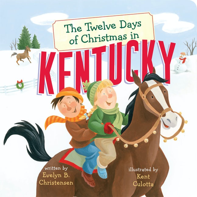 The Twelve Days of Christmas in Kentucky