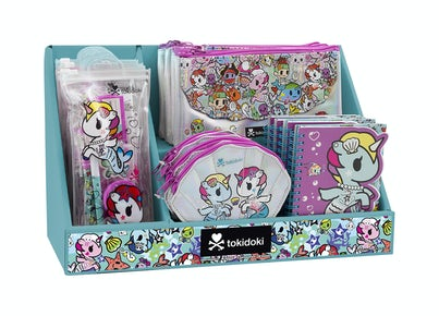 tokidoki Mermicorno Counter Display