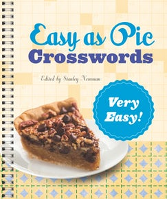 Easy as Pie Crosswords: Very Easy!