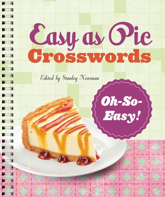 Easy as Pie Crosswords: Oh-So-Easy!